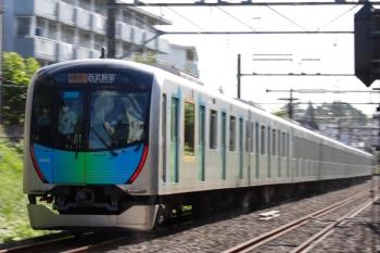 2020年9月8日。東伏見〜武蔵関。40103Fの通勤急行・2754レ。