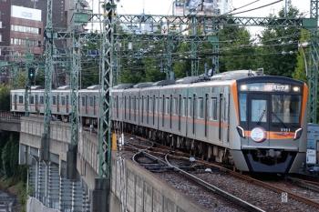 2020年9月10日。品川。京成3151ほかのエアポート急行 成田空港ゆき607K。種別表示は「アクセス特急」ですが。