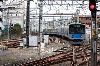 2020年9月27日。所沢。本川越から西武球場前へ直通の7092レは20154F。