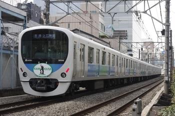 2010年3月12日、高田馬場~下落合、38106Fの5029レ。