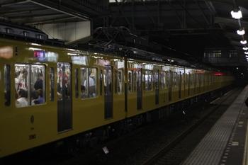 2010年6月15日、所沢、2679レの2065F。