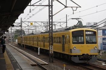 2010年6月27日 10時53分頃、所沢、新秋津へ発車した263F。