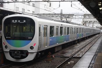 2010年7月2日、所沢、38107Fの5206レ。
