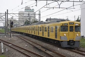 2010年7月16日、所沢、2025F+2545Fの5609レ。