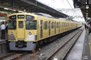 2010年7月12日、所沢、2509F+2025Fの5609レ。