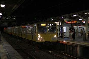 2010年8月6日、所沢、2261レの271F;1303F。