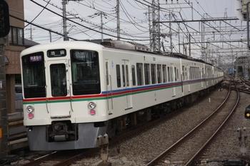 2010年8月8日、西所沢、4021F+4011Fの1002レ。
