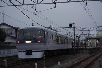 2010年8月19日 5時19分頃、元加治、10103Fの下り回送列車。