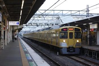 2010年10月7日、所沢、2065F+2403Fの2804レ。