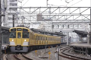 2010年11月7日、西所沢、2461F+2463Fの6115レ。