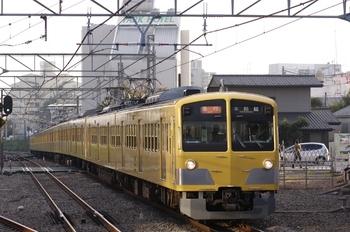 2010年11月7日、所沢、295F+1311Fの2655レ。