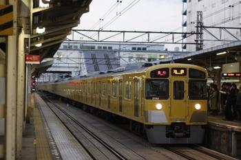 2010年11月15日、所沢、2079F+2461Fの2104レ。
