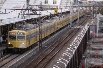 2010年11月20日、所沢、271F+1303Fの2139レ。