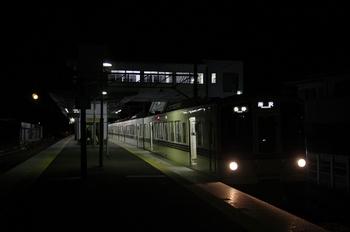 2010年12月4日 0時38分頃、元加治、4001F+4023Fの臨時各停 所沢ゆき。