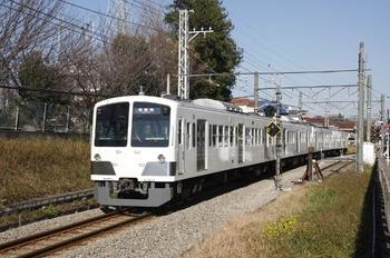 2010年12月5日、新小金井~多磨、1259Fの164レ。