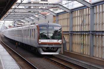 2010年12月29日、中村橋、メトロ10030Fの4517レ。