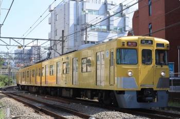 2020年10月2日。高田馬場〜下落合。2409F+2001Fの2321レ。