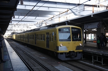 2011年1月9日、所沢、1311F+295Fの4620レ。