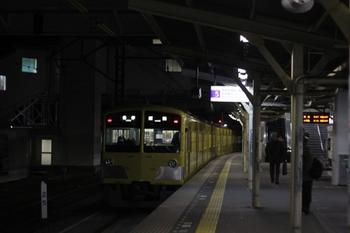 2011年1月14日、所沢、1303Fの5107レ。