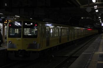 2011年1月19日、所沢、1309Fの5206レ。
