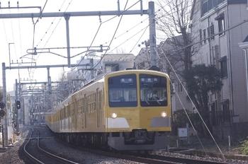 2011年1月22日、池袋~椎名町、1309Fの5439レ。