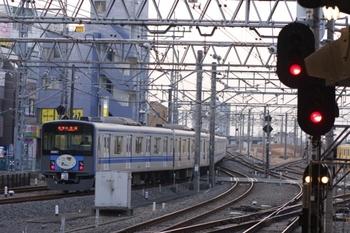 2011年1月15日、所沢、20151Fの6503レ。
