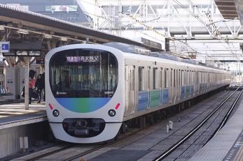2011年3月5日、所沢、1003レの38104レ。