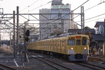 2011年3月5日、所沢、2023Fの5773レ。