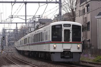 2011年4月2日、池袋~椎名町、4001F+4021Fの1005レ。
