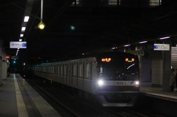 2011年4月3日 18時34分頃、武蔵藤沢、メトロ10026Fの各停 渋谷ゆき。