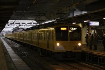 2011年4月21日、所沢、295F+1311Fの2604レ。