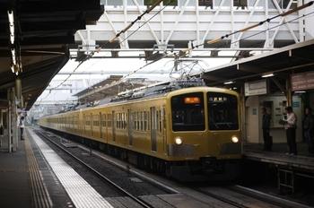 2011年4月27日、所沢、295F+1311Fの2604レ。