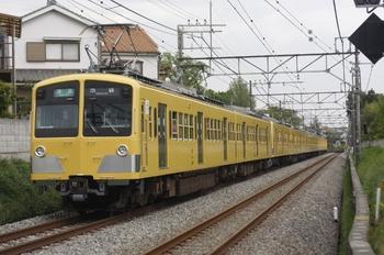 2011年4月29日、元加治~飯能、287F+1309Fの4116レ。
