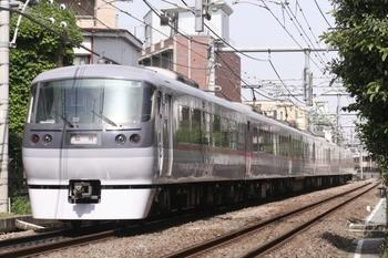 2011年5月14日、池袋~椎名町、ドーム91号の10109F。