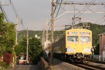2011年5月14日、仏子~元加治、271F+1303Fの4122レ。