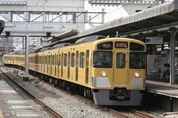 2011年5月14日、西所沢、6146レの2083F。