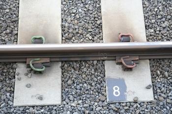 2011年5月14日、東長崎、3番線(上り本線) 飯能方。