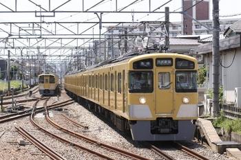 2011年5月15日、田無、2451F+2031Fの5612レ。