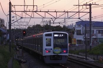 2011年6月7日、秋津、6105Fの4865レ。