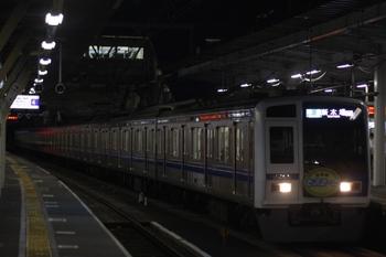2011年6月7日、所沢、6105Fの4550レ。