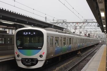 2011年6月21日、東長崎、38103Fの5603レ。