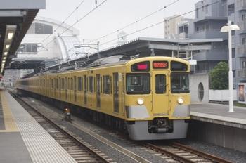 2011年7月2日、東長崎、2089Fの1003レ。