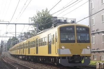 2011年7月3日、池袋~椎名町、1301Fの5419レ。