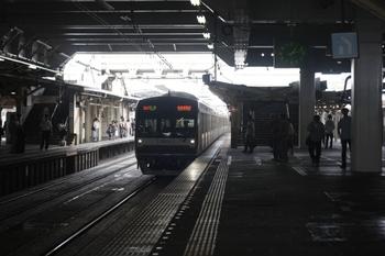 2011年7月3日、所沢、メトロ10033Fの西武球場前ゆき3607レ。