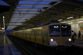 2011年7月25日、秋津、287F+1309Fの4305レ。