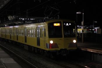 2011年7月27日、西所沢、奥が1301Fの6193レ。