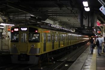 2011年8月3日、所沢、到着する2045F+2535Fの2675レ。