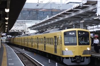 2011年8月4日、所沢、1301Fの1301F。