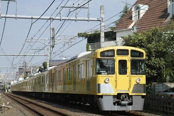 2011年8月15日、池袋~椎名町、2069Fの5622レ。