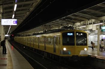 2011年8月19日、入間市、287F+1309Fの3111レ。